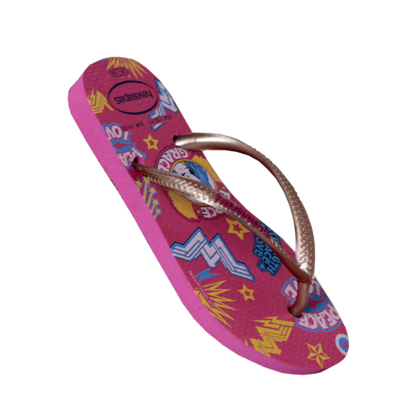 HAVAIANAS KIDS SLIM WONDER WOMAN