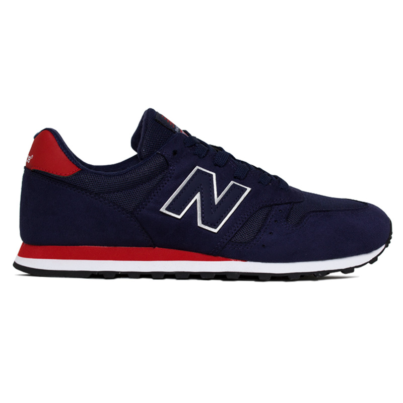 NEW BALANCE  MASCULINO NAVY BLUE/RED