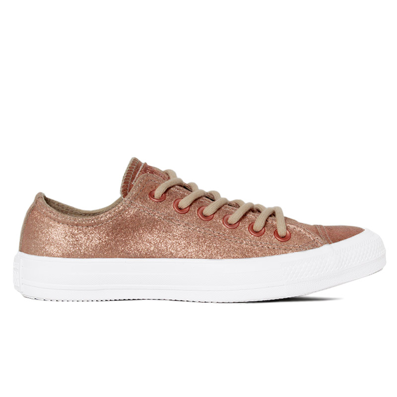 ALL STAR OLD LEATHER CHUCK OX COBRE