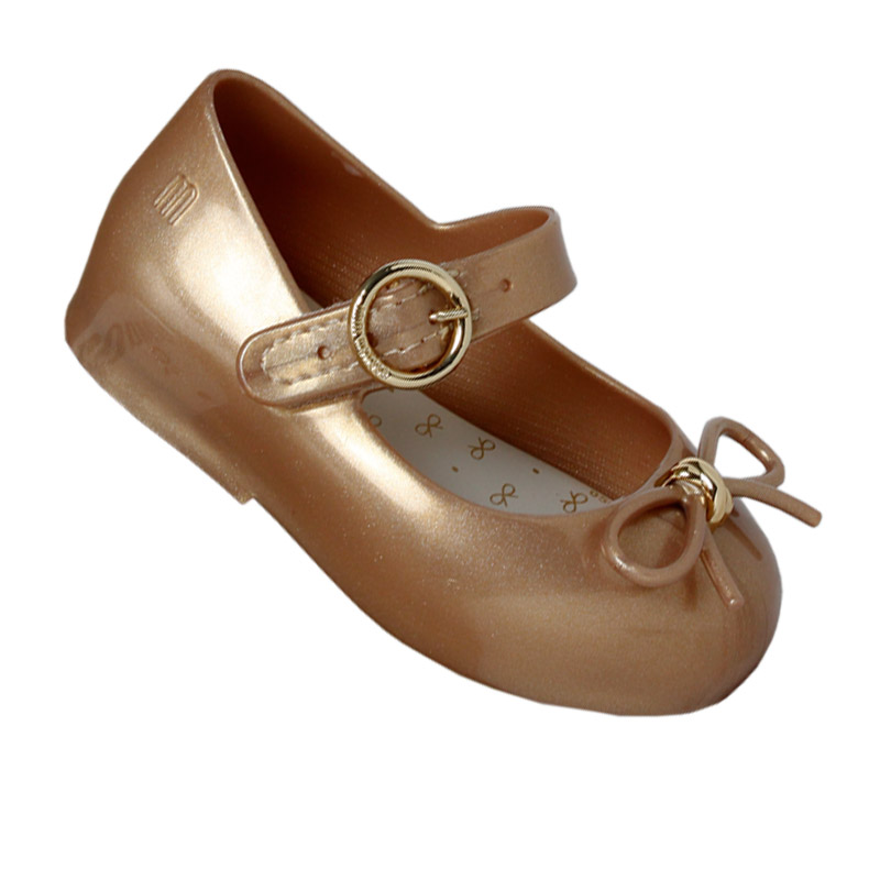 *MINI MELISSA SWEET LOVE DOURADO
