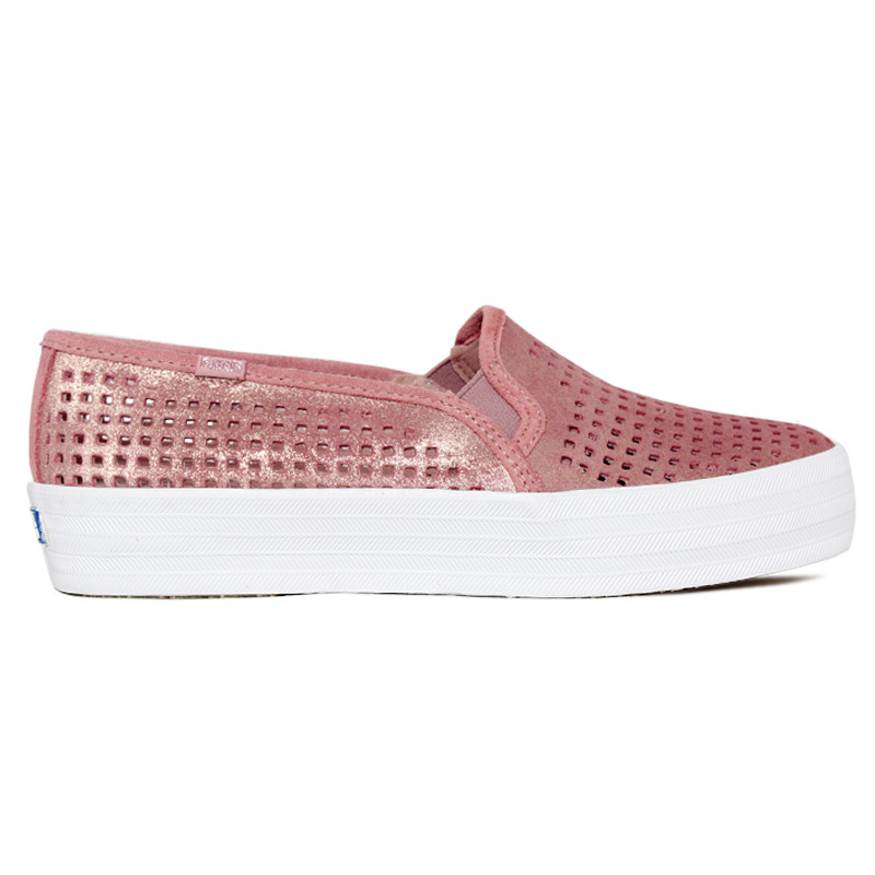 *KEDS TRIPLE DECKER SUEDE SUMMER ROSA