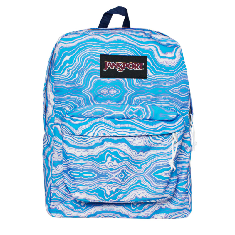 MOCHILA BLACKLABEL SUPERBREAK BLUE GEOD