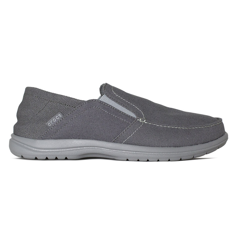 CROCS SANTA CRUZ CONVERTIBLE LIGHT GREY/SLATE GREY