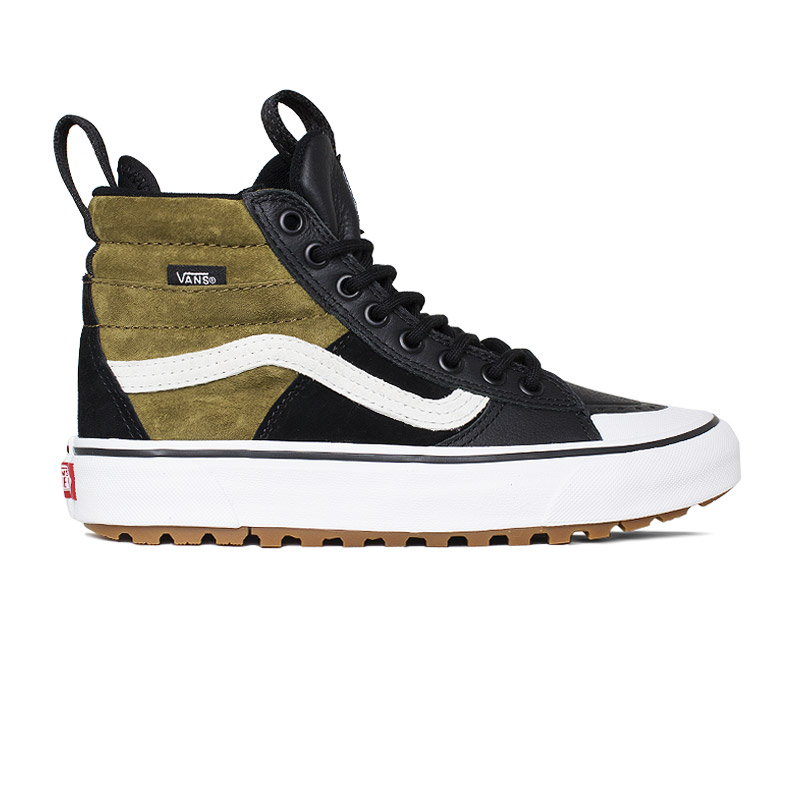 TENIS VANS SK8 HI 2.0 DX DIRT/TRUE WHITE