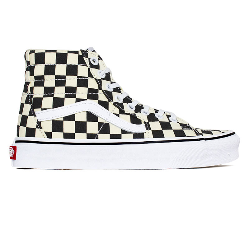 TÊNIS VANS SK8 HI TAPERED BLACK/TRUE WHITE