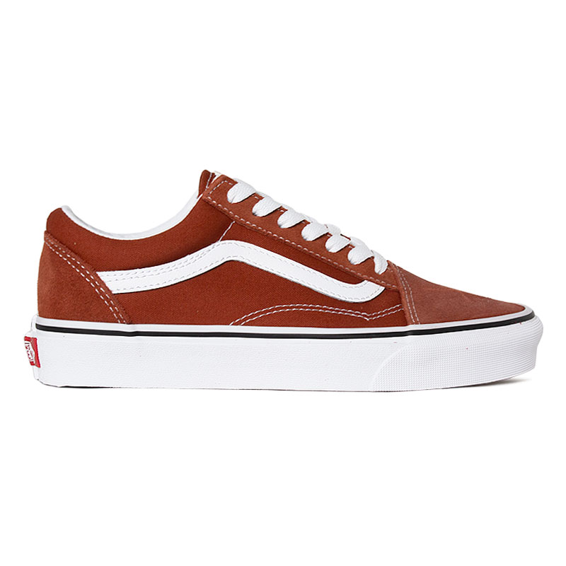 TÊNIS VANS OLD SKOOL PICANTE/TRUE WHITE