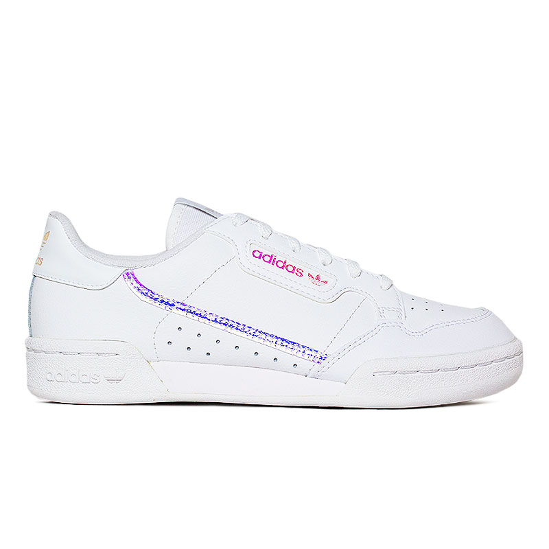 TENIS ADIDAS CONTINENTAL J WHITE