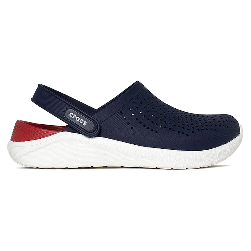 CROCS LITERIDE CLOG NAVY PEPPER