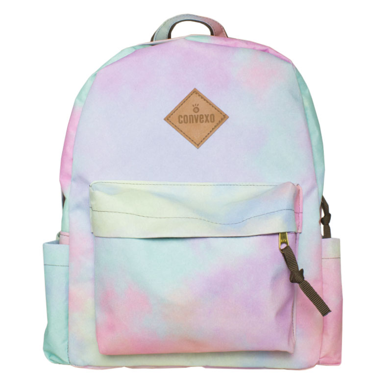 MOCHILA CONVEXO TIE DIE LIGHT