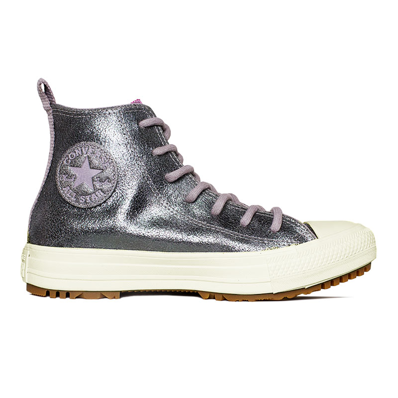 CHUCK TAYLOR ALL STAR BOOT CINZA-ROSA