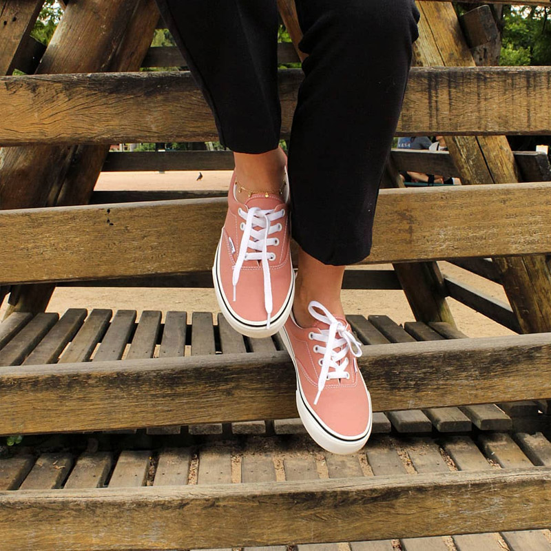 TENIS VANS ERA ROSE DAWN