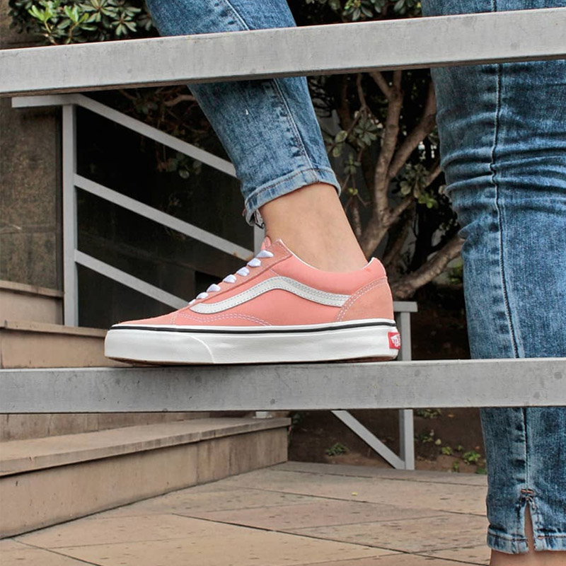 TÊNIS VANS OLD SKOOL ROSE DAWN