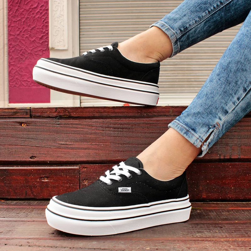 TENIS VANS SUPER COMFYCUSH ERA BLACK