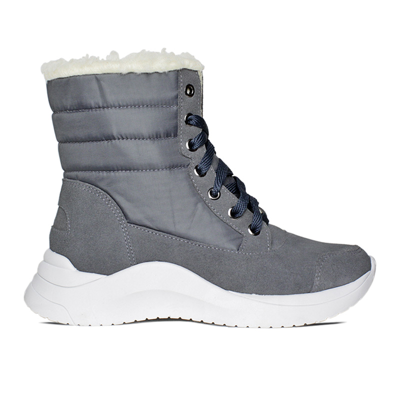 SNOW MONTAIN BOOT CINZA