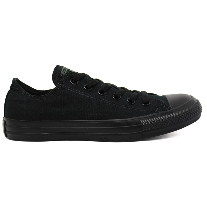 ALL STAR MONOCHROME OX PRETO