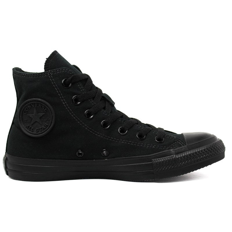 ALL STAR MONOCHROME HI PRETO