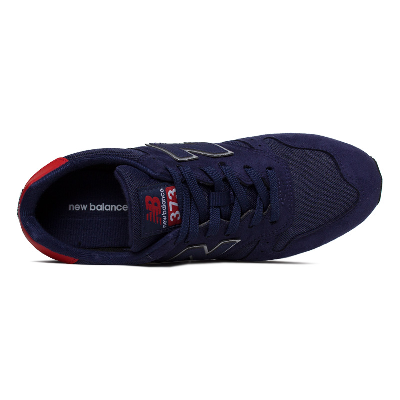 New balance masculino navy blue red 1