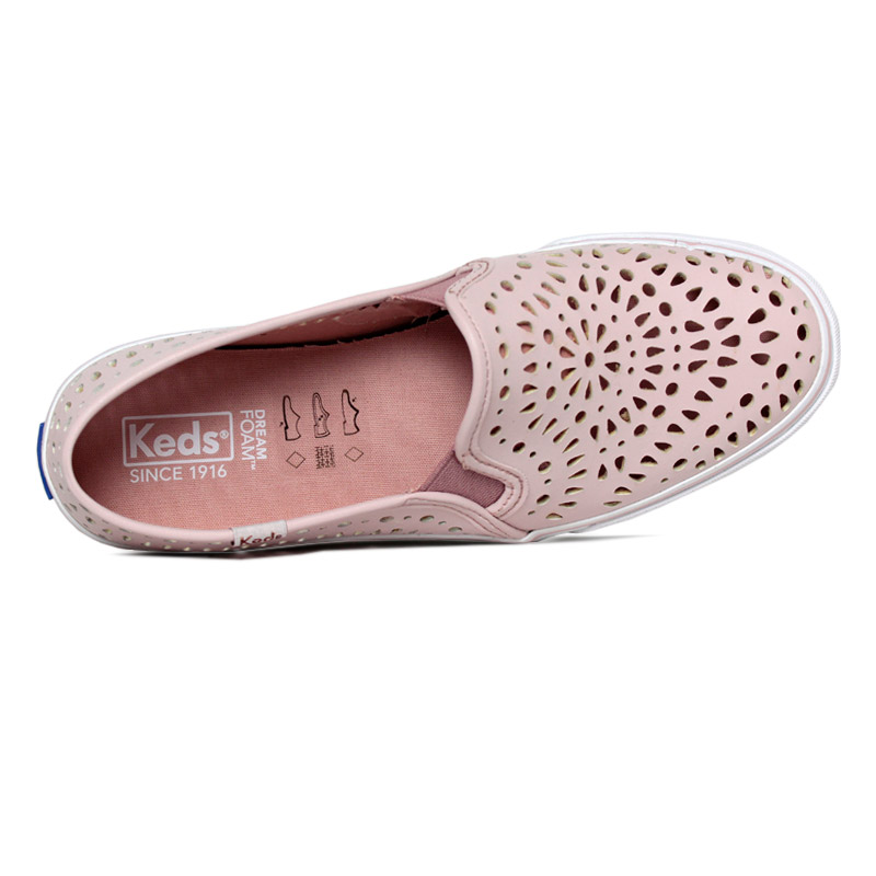 Keds double decker fresh rose 2
