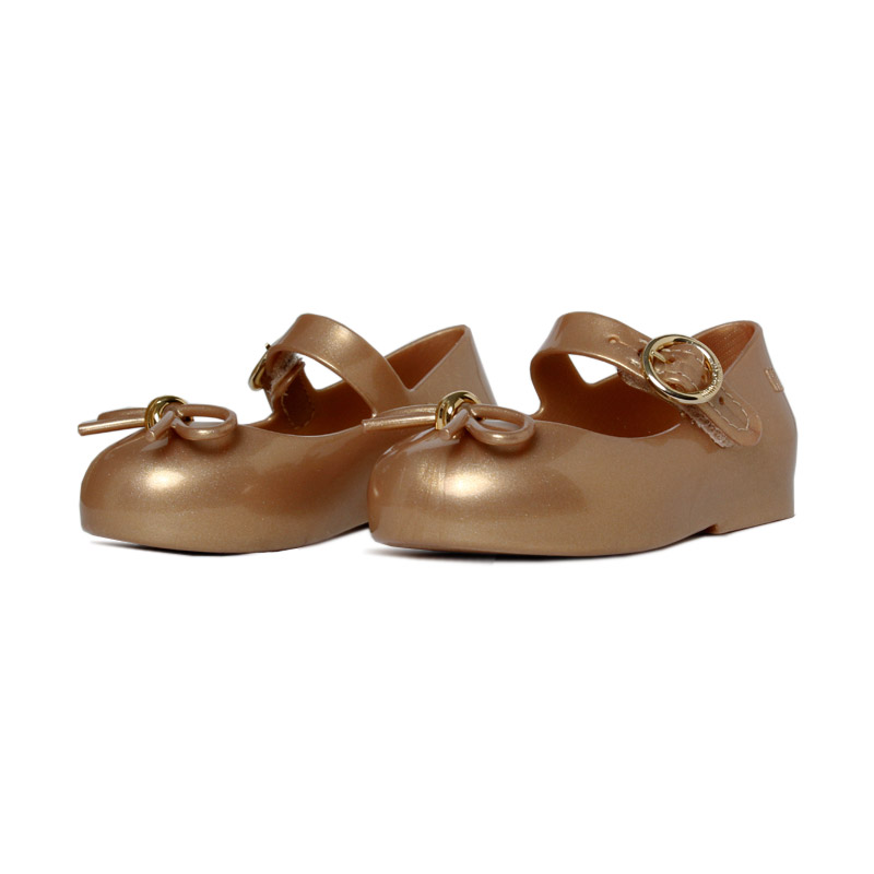 Mini melissa sweet love dourado 1