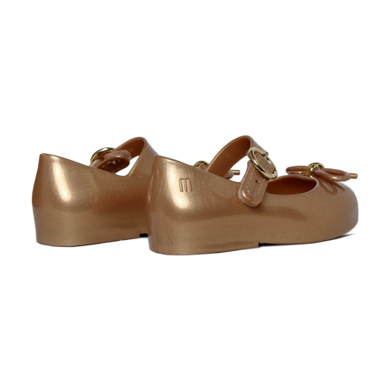Mini melissa sweet love dourado 2