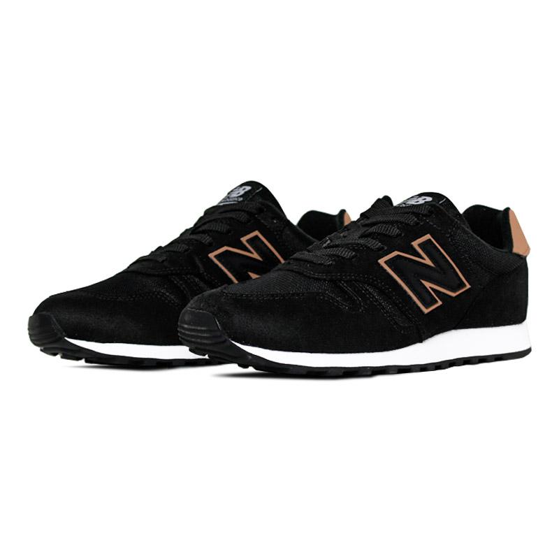 New balance 373 black brown 2