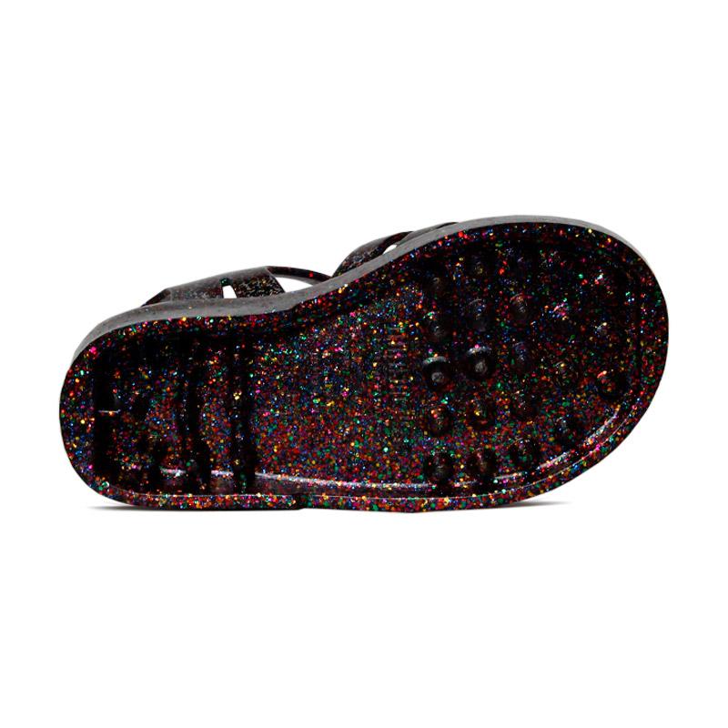 Mini melissa possession preto multicolor 3