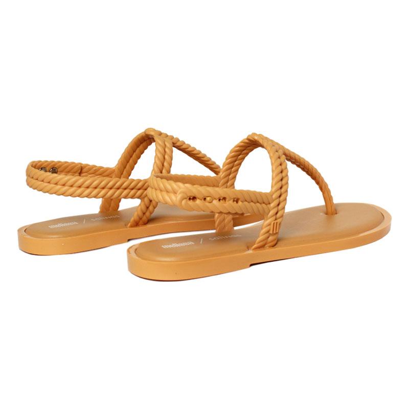 Melissa flash sandal salinas mostarda 3