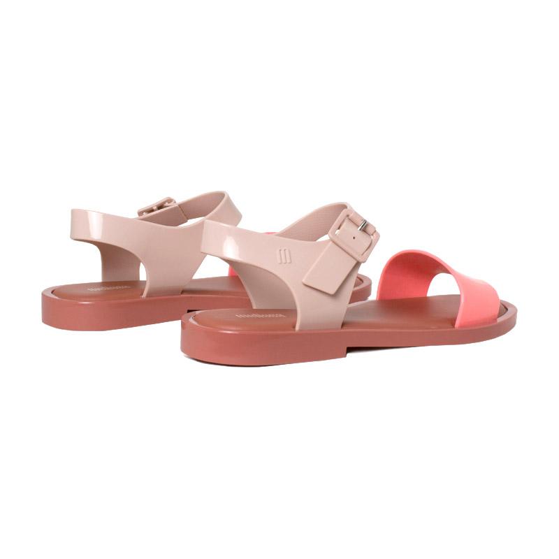 Melissa mar sandal rosa rosa 2