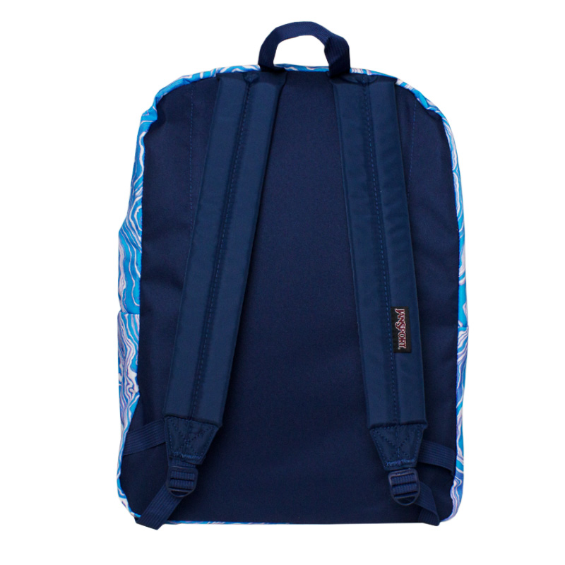 Mochila black label superbreak blue geod 1