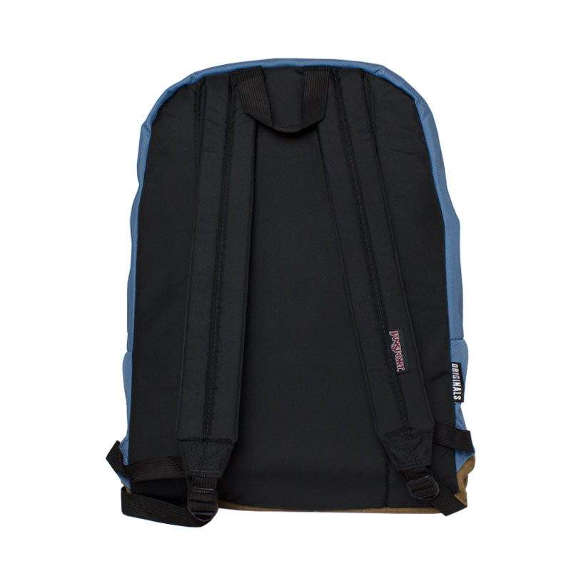 Mochila jansport right pack capitains blue 1