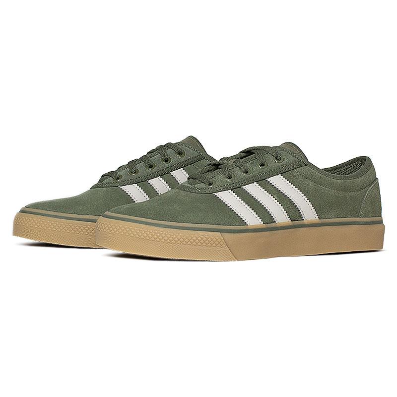 Tenis adidas adiease legacy green 1