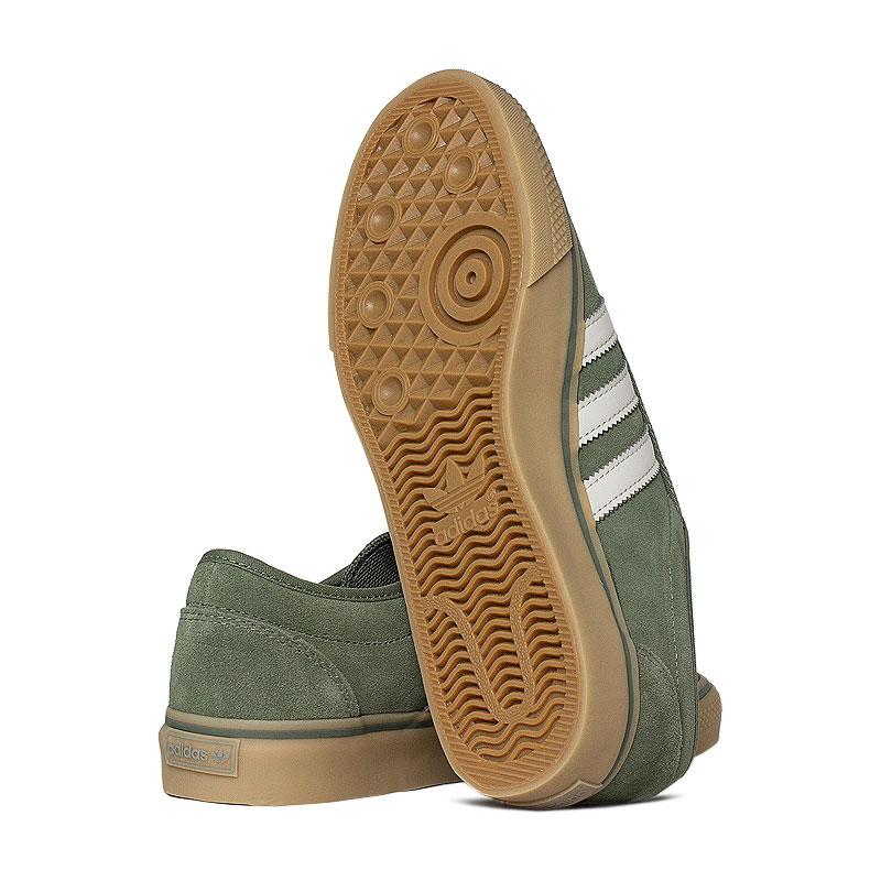 Tenis adidas adiease legacy green 3
