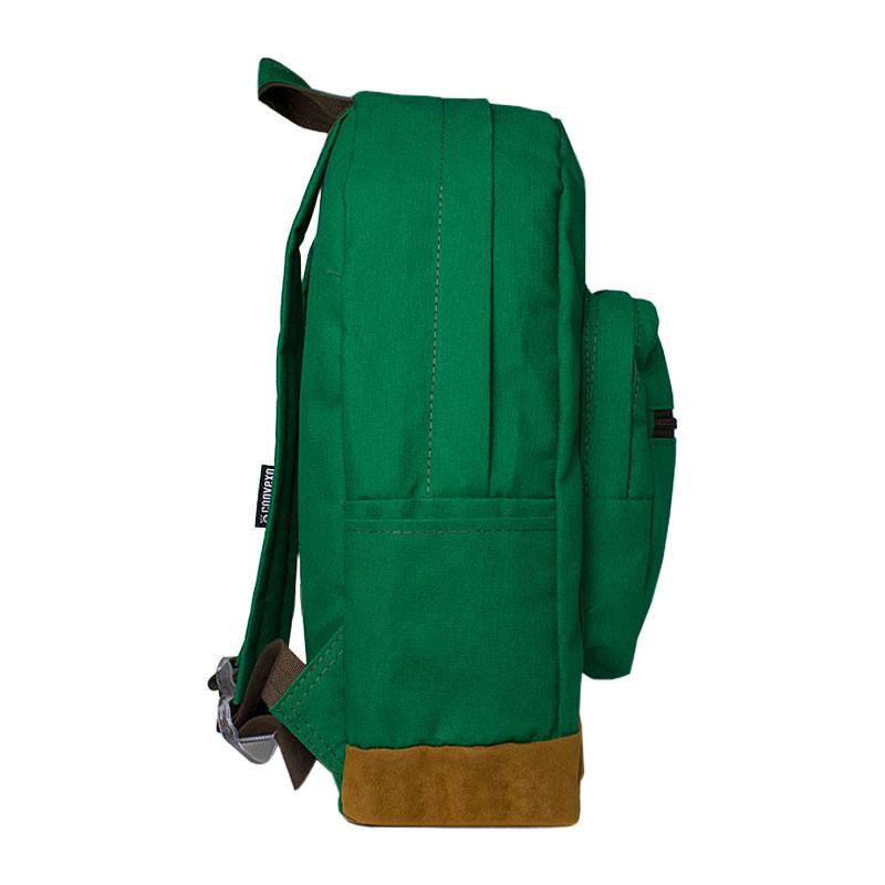 Mochila convexo stakes verde 1