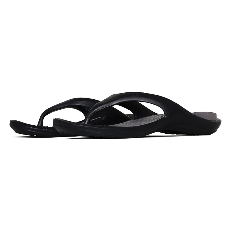 Crocs athens black smoke relaxed fit 1