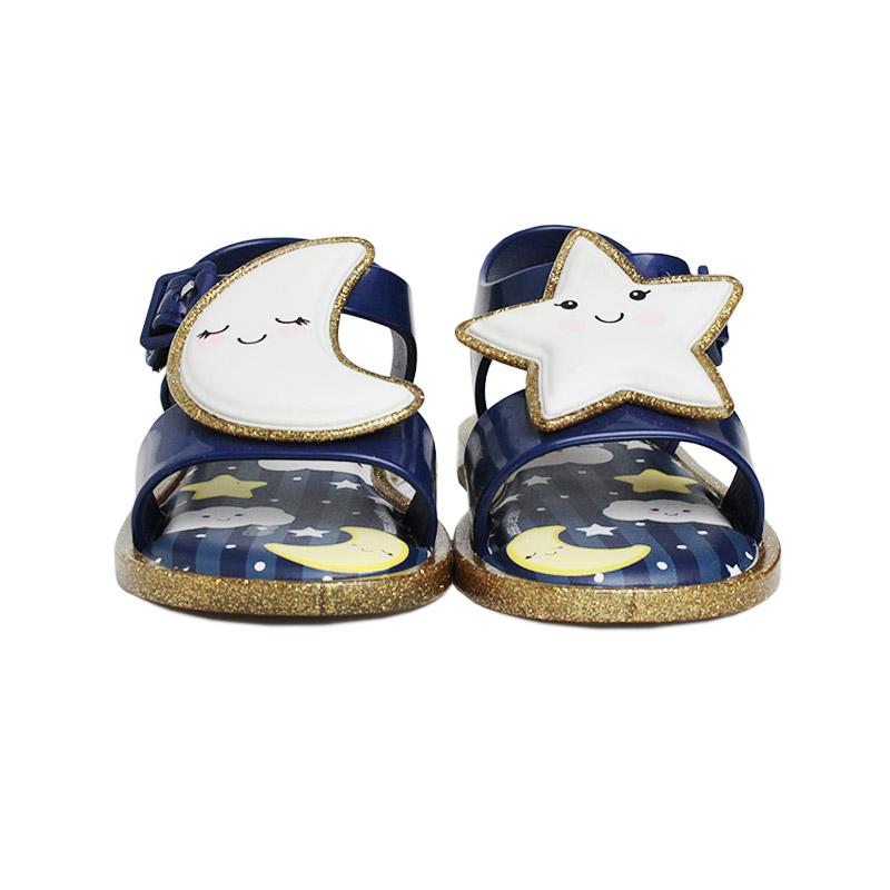 Mini melissa mar sandal sweet dreams marinho 1