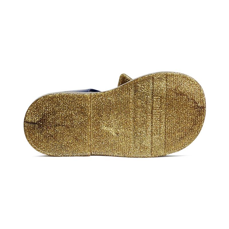 Mini melissa mar sandal sweet dreams marinho 2