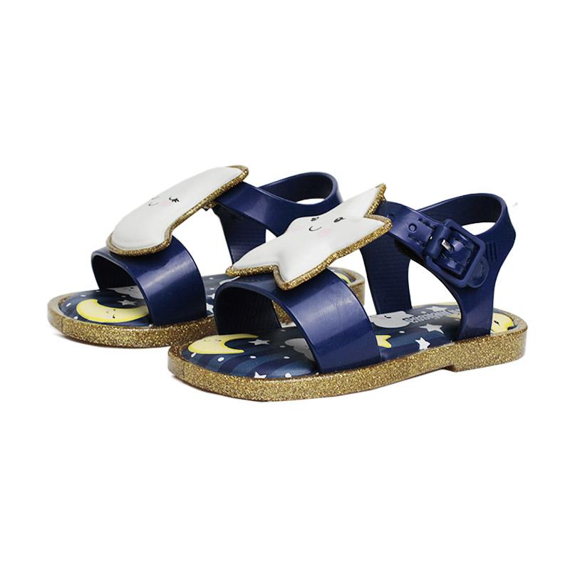 Mini melissa mar sandal sweet dreams marinho 3