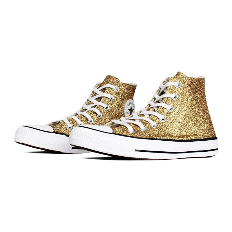 All star metalizado hi ouro 1
