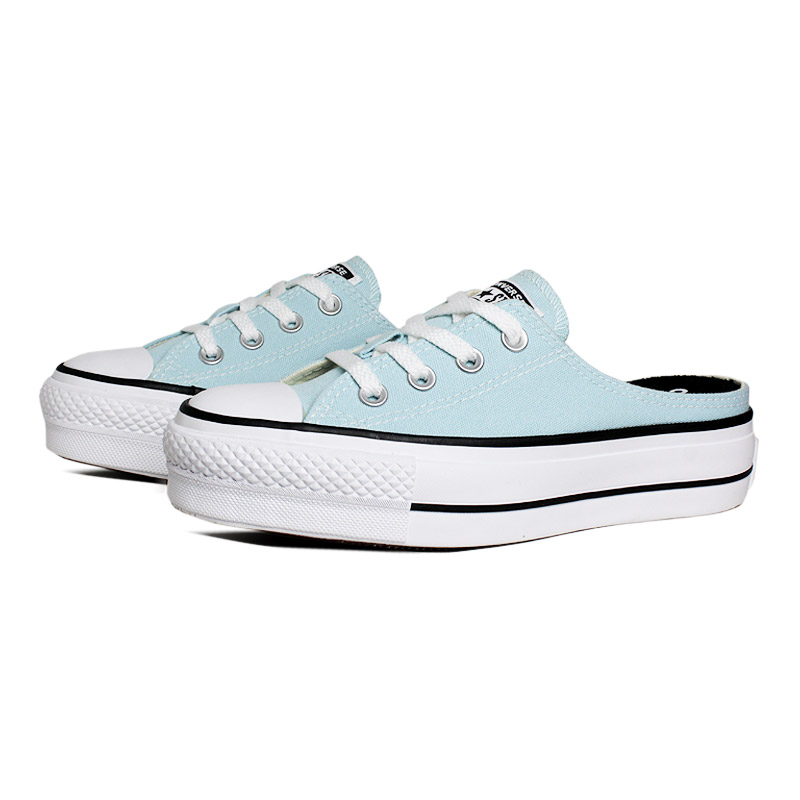 All star mule plataforma azul bebe 1