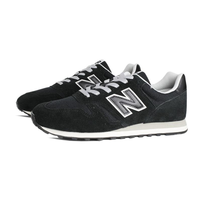 New balance 373 masculino preto 1