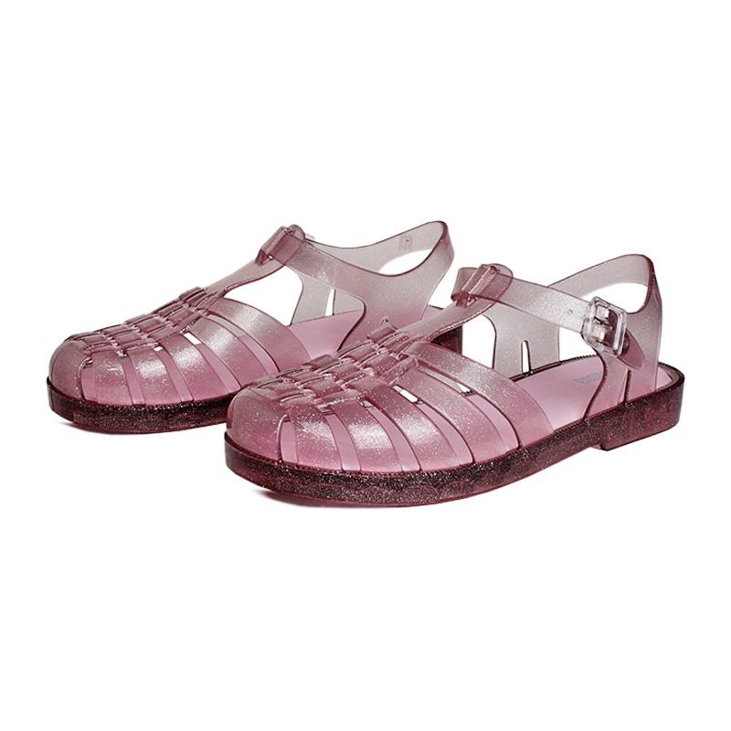 Melissa possession rosa glitter 1