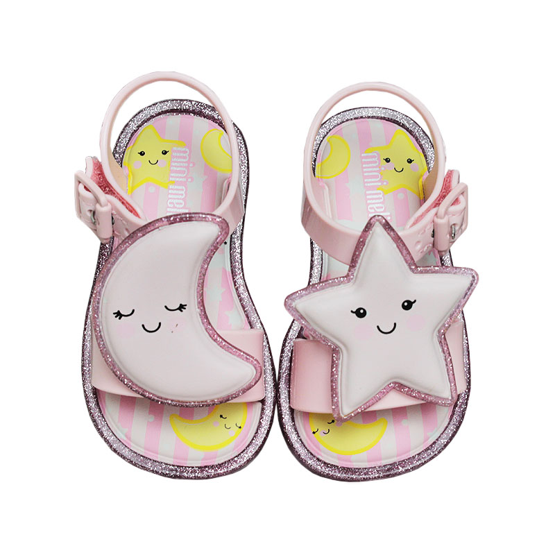 Mini melissa mar sandal sweet dreams rosa 1