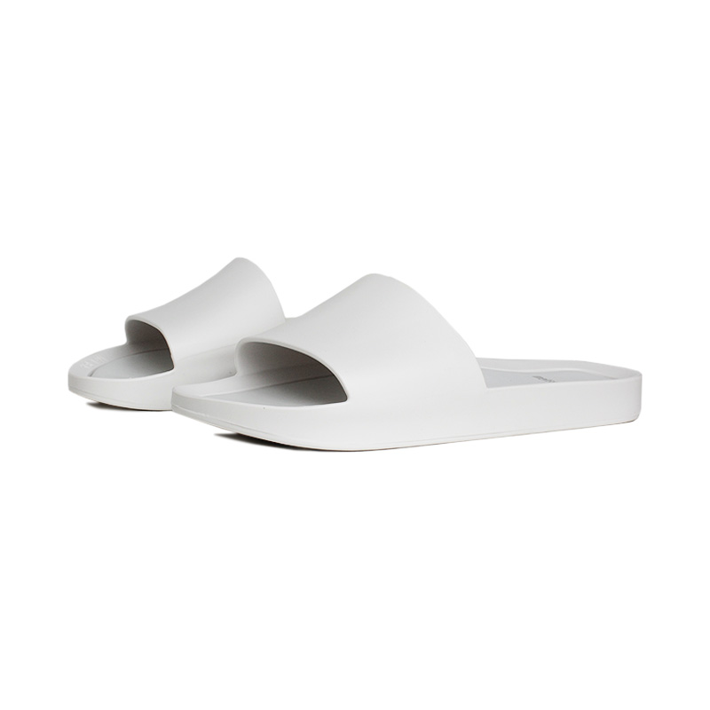 Melissa beach slide branco 1