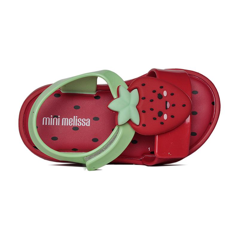 Mini melissa jump fruitland morango 2