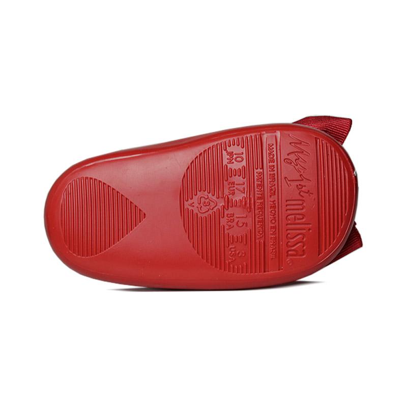My first mini melissa vermelho 3