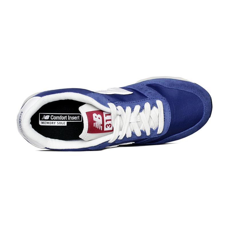 New balance 311 masculino light blue 2