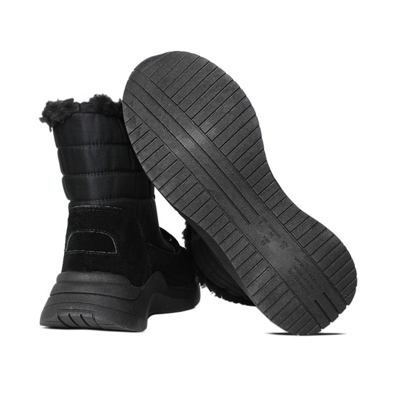 Snow montain boot preto 2