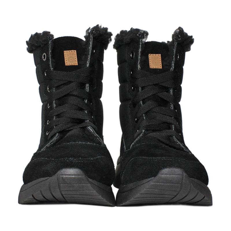 Snow montain boot preto 3