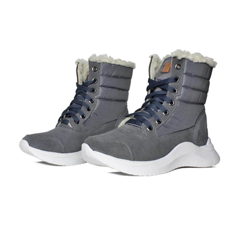 Snow montain boot cinza 2