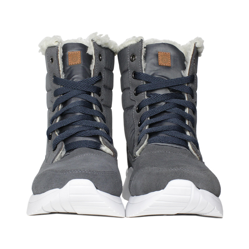 Snow montain boot cinza 3